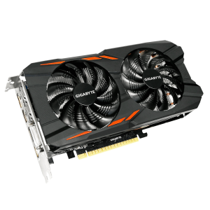 Gigabyte GeForce® GTX 1050 WF2 OC 2GB DDR5/128bit DVI/HDMI/DP + GRA_!