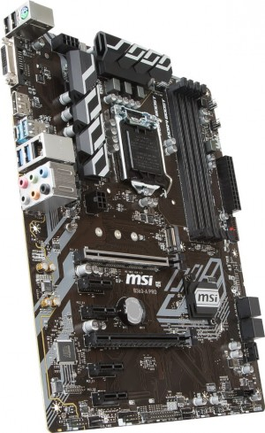 MSI B360-A PRO 1151 M.2 DDR4 SATA III crossfire Coffee Lake