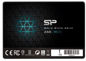 Silicon Power Dysk SSD SLIM ACE A55 1TB 2.5 SATA3 560/530MB/s 7mm