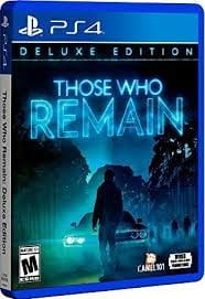 KOCH Gra PS4 Those Who Remain Deluxe Edition