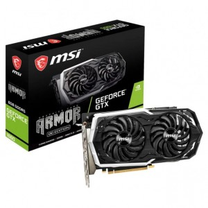 MSI GeForce GTX 1660 Armor OC 6GB GDDR5