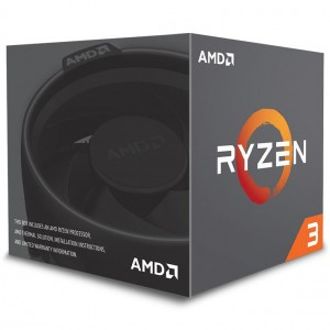 Procesor AMD Ryzen 3 1200 4x3.1 GHz AM4 BOX