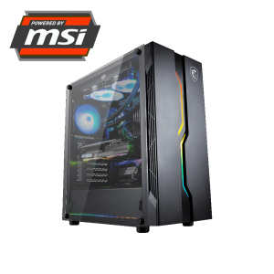 Komputer PC FOX POWERED BY MSI 3600/RTX 2060 SUPER/16GB/500GB NVME FKZ1503