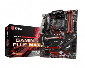 Płyta główna MSI B450 GAMING PLUS MAX AM4 DDR4 HDMI/DVI/M.2 ATX