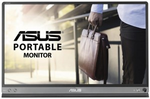 Asus Monitor 15,6 MB16AC LED FHD IPS 5ms 220cd/m2 USB-C 8W 780gram 8mm
