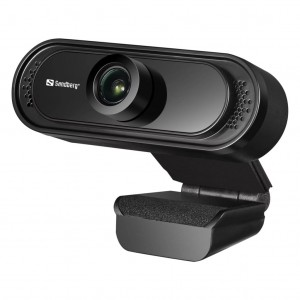 Kamera internetowa Sandberg USB Webcam 1080P FULL HD Saver 333-96