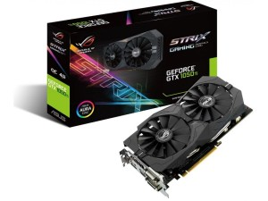 Karta graficzna Asus ROG Strix GeForce® GTX 1050Ti 4GB GDDR5 128-bit (STRIX-GTX1050TI-4G-GAMING)