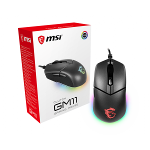 Mysz MSI Clutch GM11