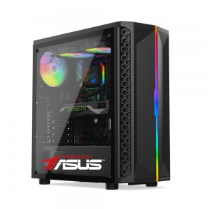Komputer PC POWERED BY ASUS AMD Ryzen 5 3600/GTX 1650 FKZ3601