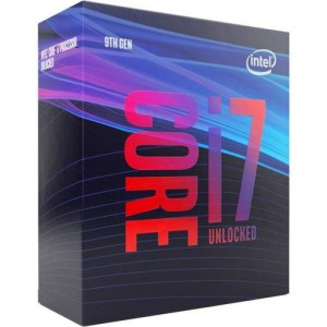Procesor Intel Core i7-9700K 8x 3.60 GHz (4.90 GHz Turbo) 12 MB Cache