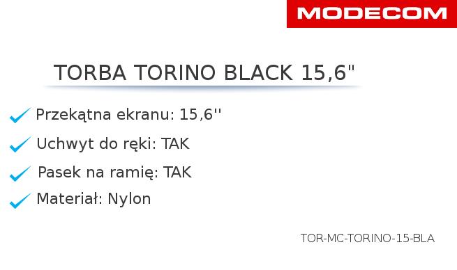 opis Modecom Torino black eb2fa98ee8
